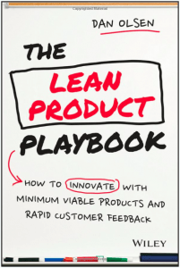 the lean product playbook - product management books