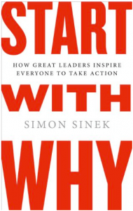 start with why - product management books