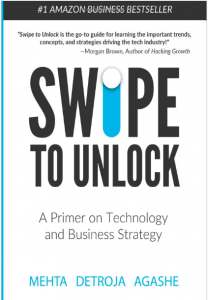 swipe to unlock - product management books
