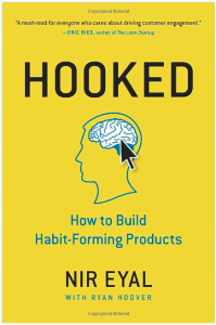 hooked - product management books