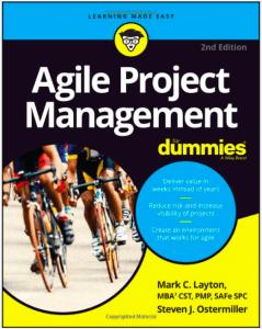 agile project management - product management books