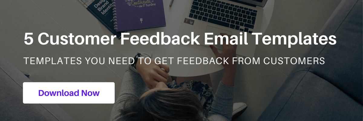 customer feedback strategy email templates