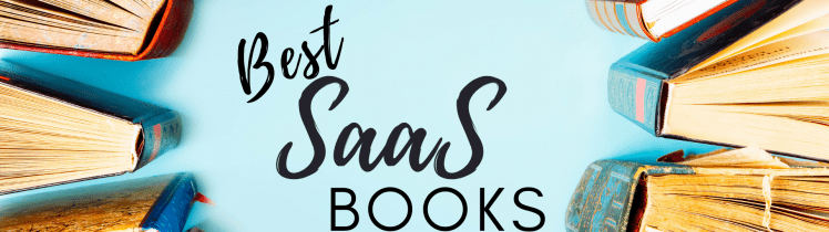 Best SaaS Books - best books on saas