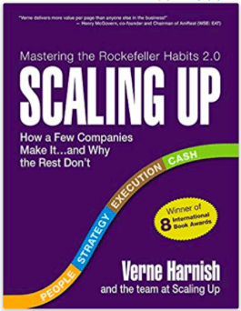 best saas books - scaling up