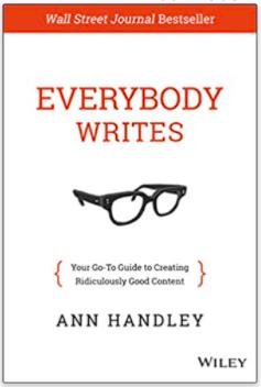 best saas books - everybody writes