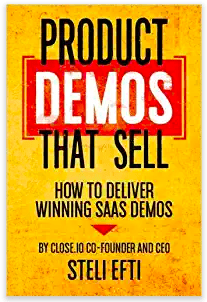 best saas books - product demos that sell