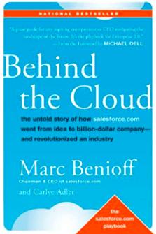 Best SaaS Books - Behind the Cloud