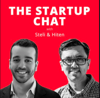 saas podcasts - the startup chat
